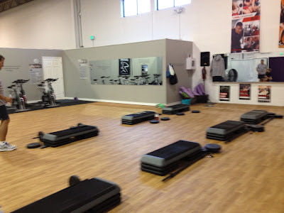 TumbleX BODYPUMP