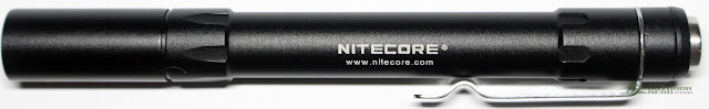 Nitecore 2xAAA Flashlight / Penlight - Product View 3