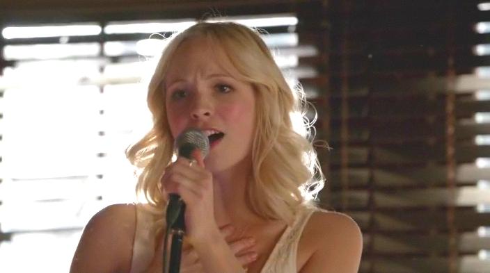 Caroline, The Vampire Diaries, 6x18,
