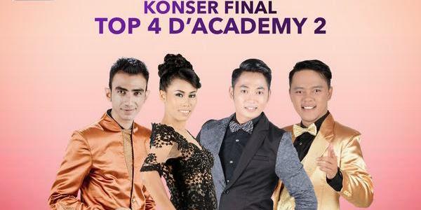 Peserta 4 Besar Dangdut Academy Indosiar DA2