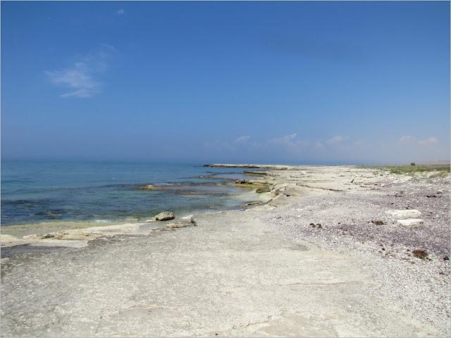 Poberegie Kaspii'skogo mory