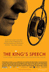 The King's Speech starring Colin Firth and Geoffrey Rush