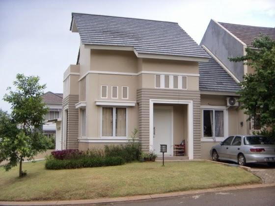 tips warna eksterior rumah minimalis