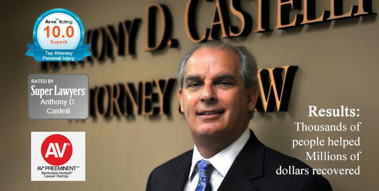 Anthony Castelli - Accident and Injury Attorney