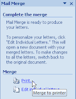 cara membuat mail merge di ms.word 2007