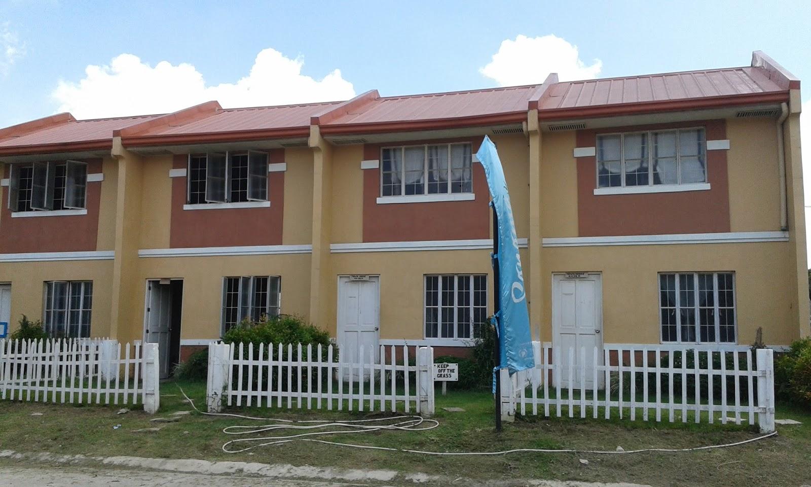 Bulacan homes sonoma residences sta cruz sta maria bulacan for Perfecr home