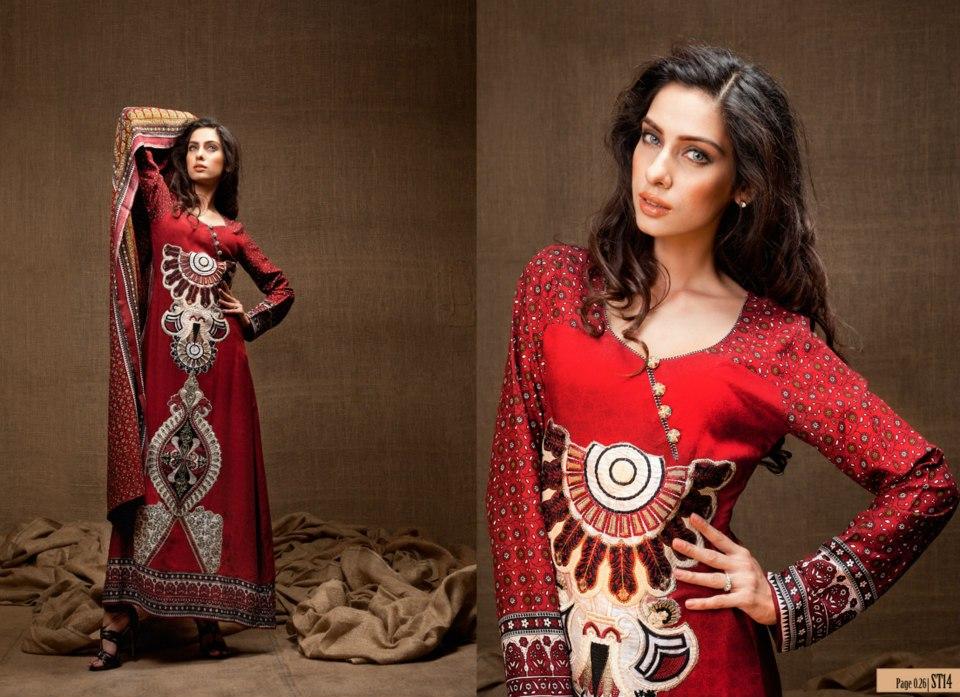 RabeaEmbroideredLinenCollectionwwwShe9blogspotcom252812529 - Rabea Embroidered Linen Collection