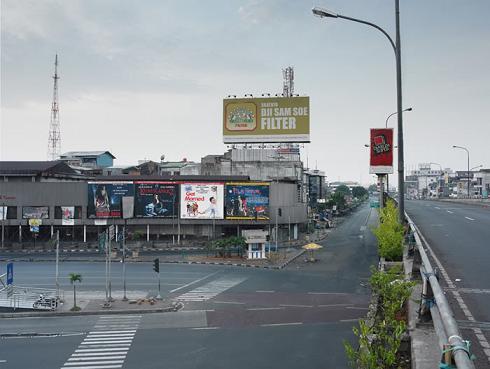 Ber Tips Foto Jakarta Tanpa Penduduk