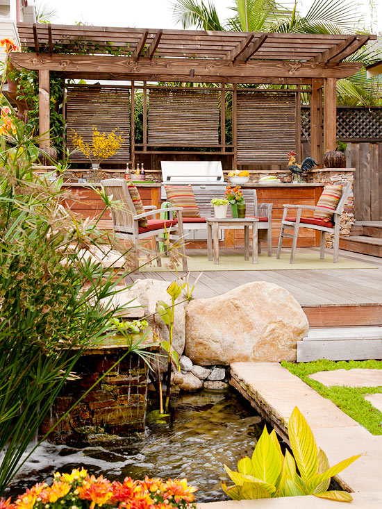 Summer 2013 Ideas For Refresh Your Deck | Decor Furniture