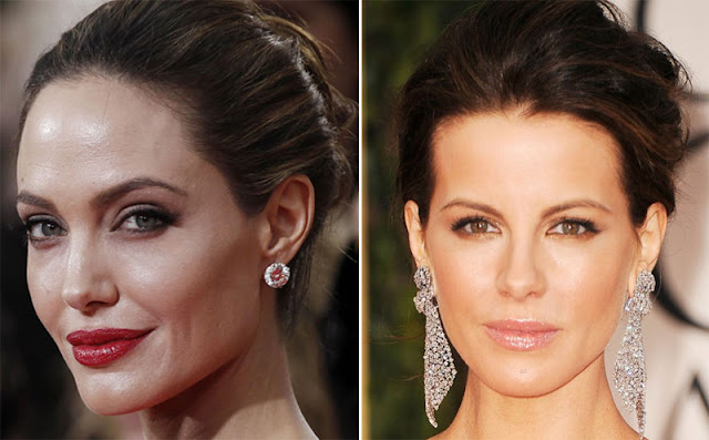 10 Golden Globes 2012: As melhores makeups