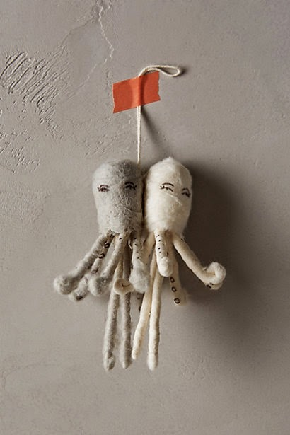 Nautical Ornament of the Week: Anthropologie
