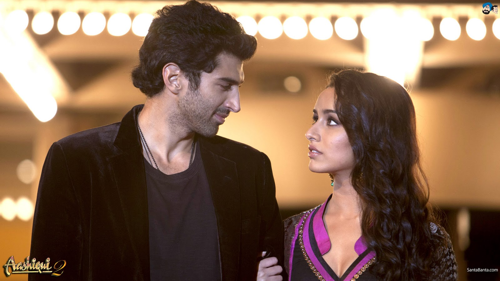 Aashiqui 2 movie hd wallpapers music is my life - Couple wallpaper download ...