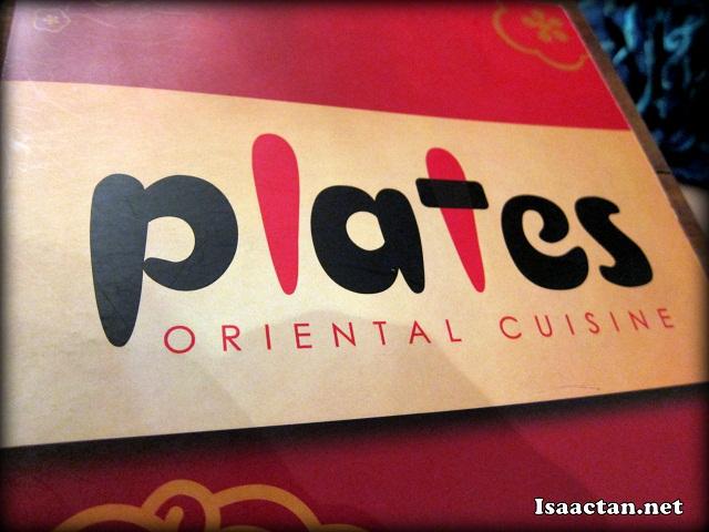 Plates: Oriental Cuisine