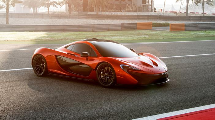 Mobil Termahal McLaren P1