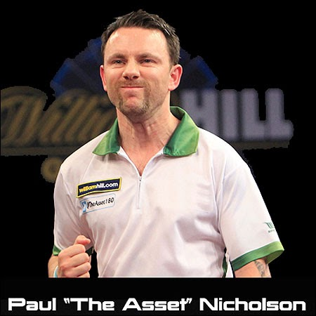 "Paul ""The Asset"" Nicholson"