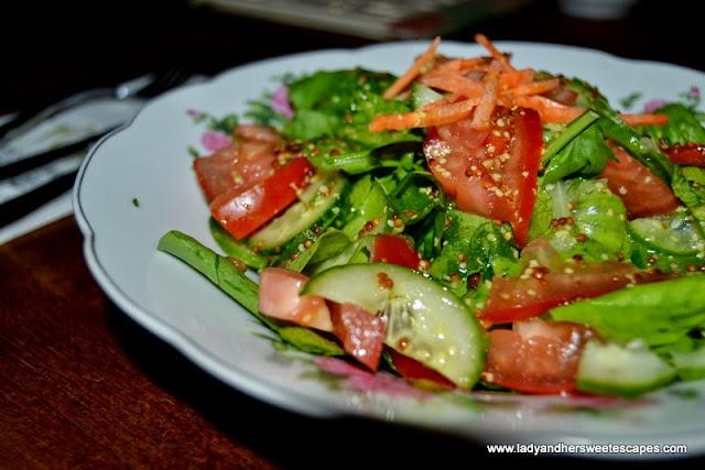 Salatat Al Fanar at Al Fanar restaurant, Dubai Festival City