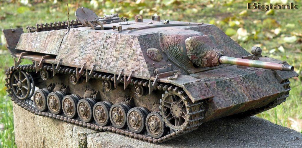 Gotowy Jagpanzer IV L/48