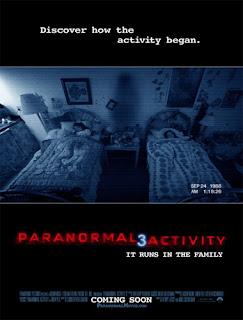 actividad paranormal 3 pelicula