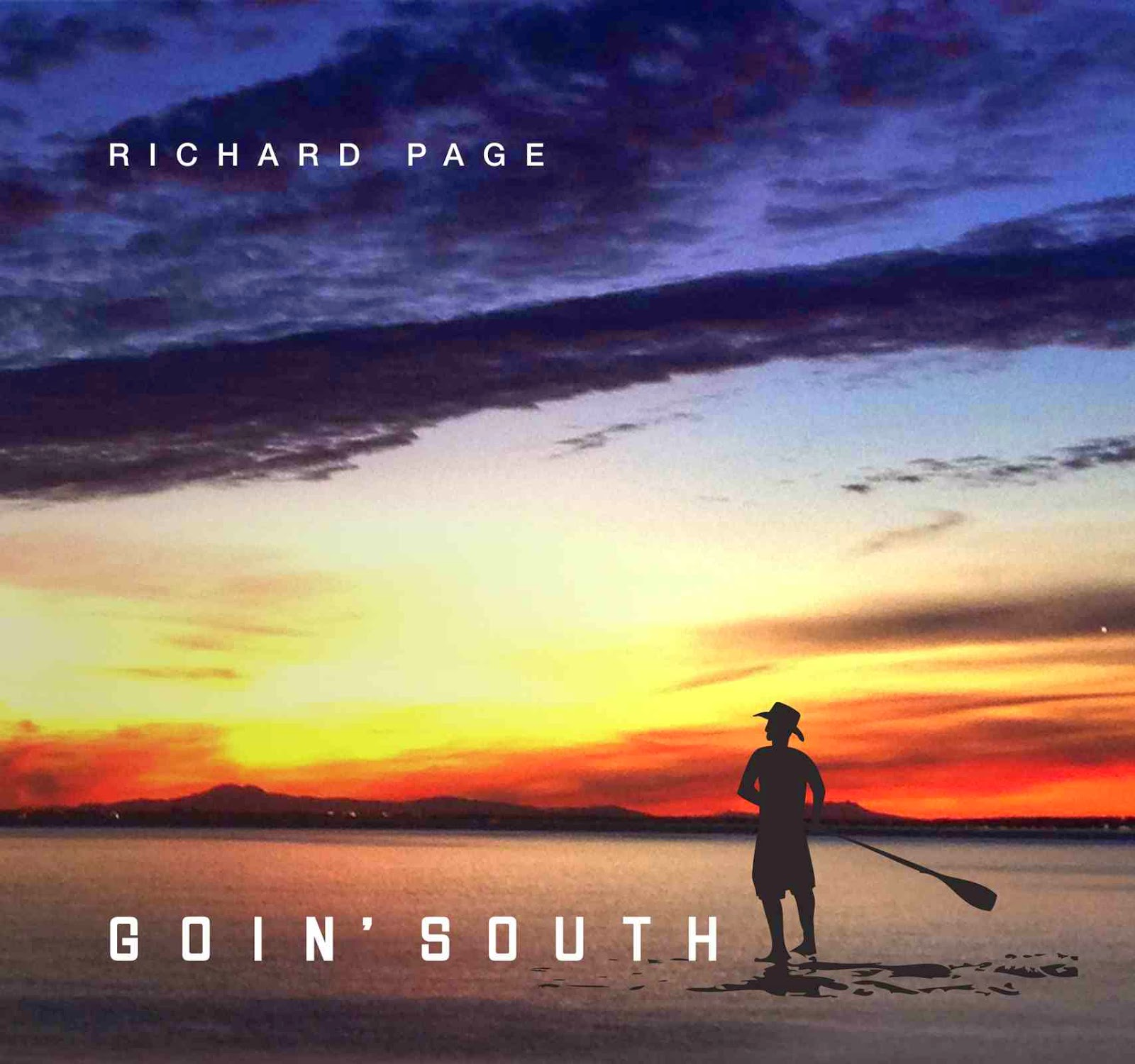 Richard Page - Going South