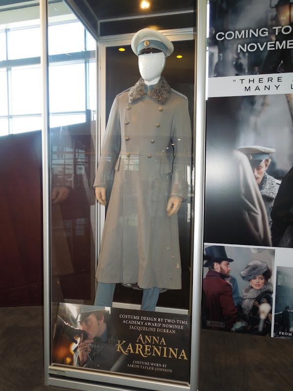 Aaron Taylor Johnson Count Vronsky Anna Karenina costume