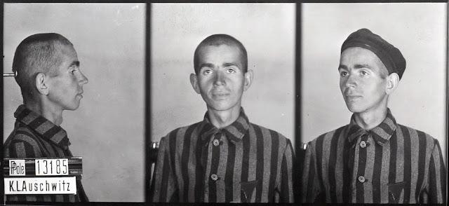 Marian Kowalski nr obozowy 13185 (zginął 15.07.1941).
