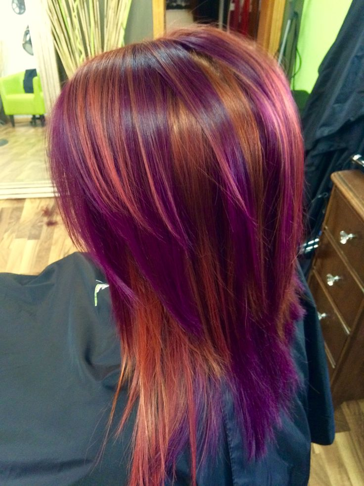 Hot New Hair Coloring Technique Pinwheel Color The