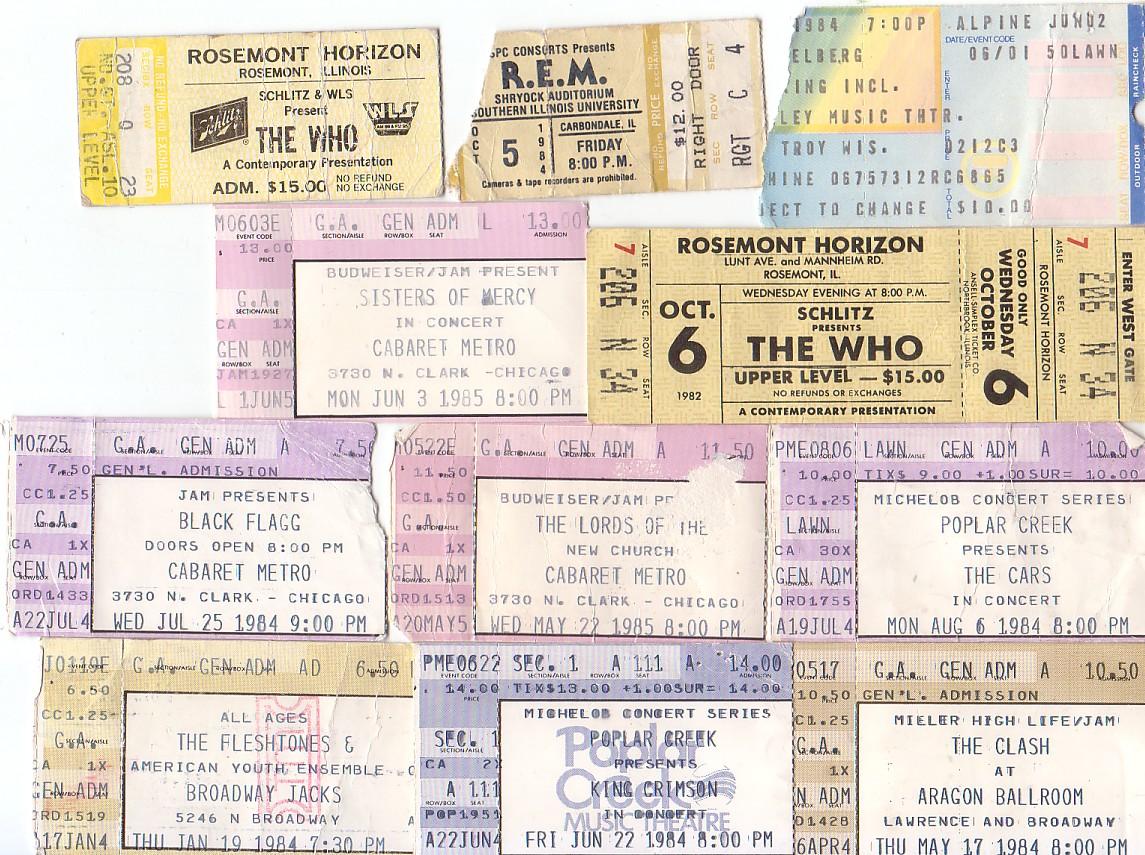 lot detail march 31 1957 elvis presley concert ticket stub from