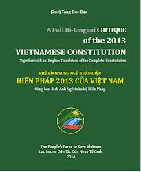 Phê bình Hiến Pháp CSVN 2013