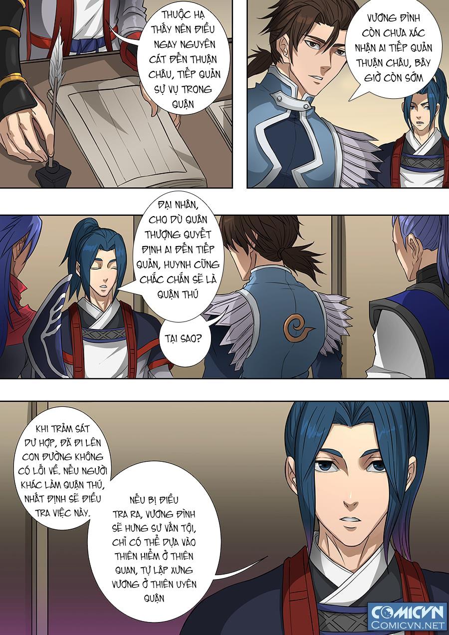 Đường Dần Tại Dị Giới Chap 145 - Trang 5