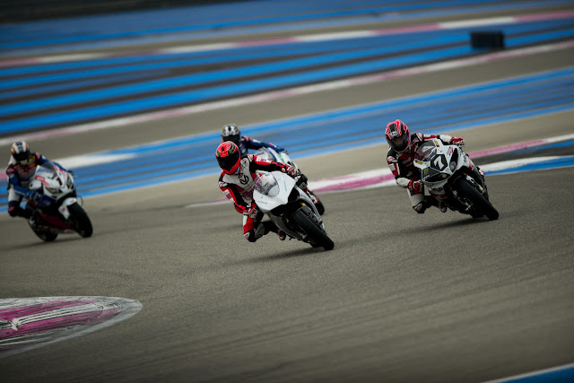 JOHN MCGUINNESS GETS A RUN OUT WITH F1 LEGEND MICHAEL SHUMACHER