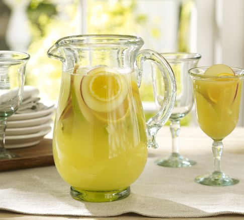 Refresheddesigns find it friday sustainable patio furnishings - Plastic sangria glasses ...