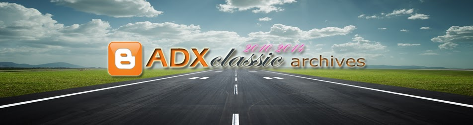 Welcome to ADX Classic!