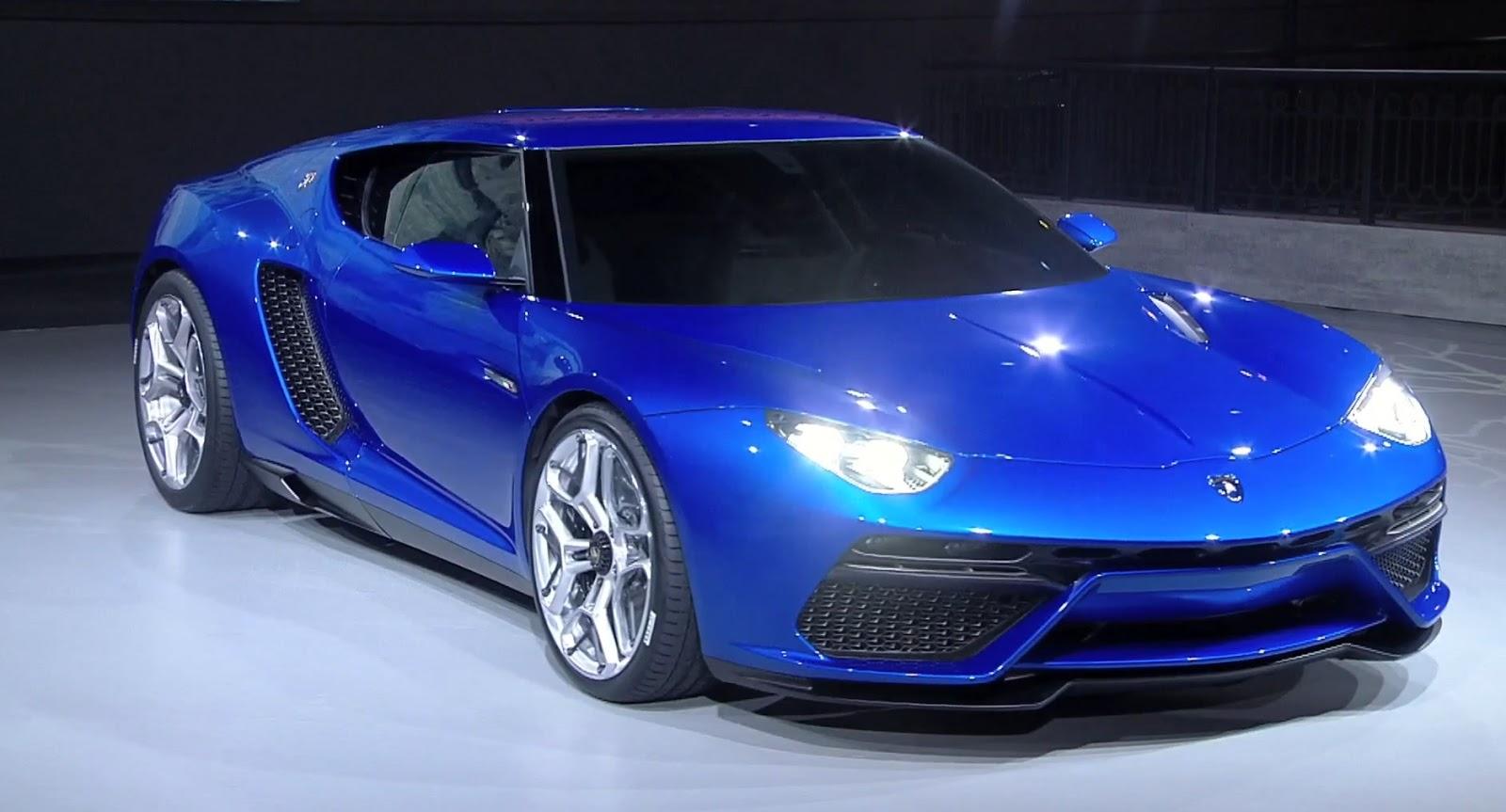 Фото | Lamborghini Asterion