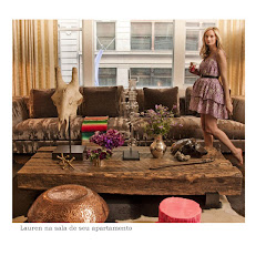 Para conhecer a casa de Lauren Santo Domingo, clique na imagem