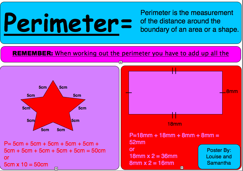 how to find out perimeter