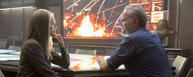 Francis Lawrence Talks 'Mockingjay - Part 1' In Total Film's December Issue