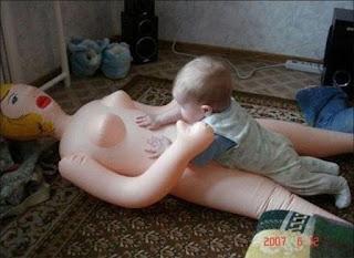 Bebé taradão