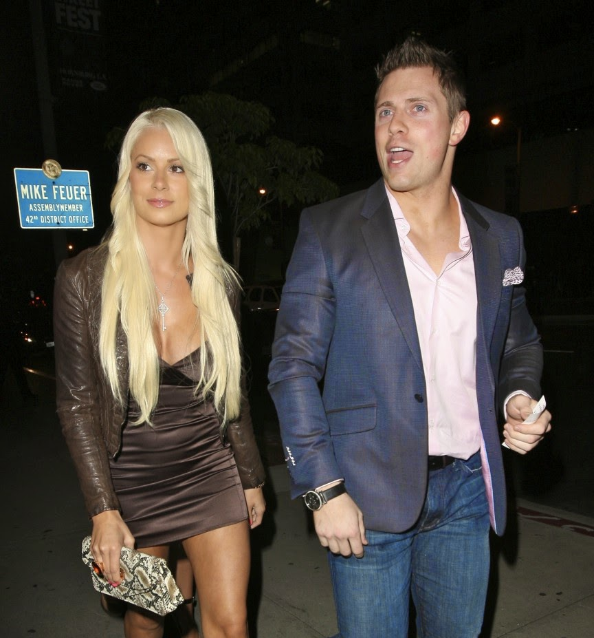 miz and maryse dating in real life