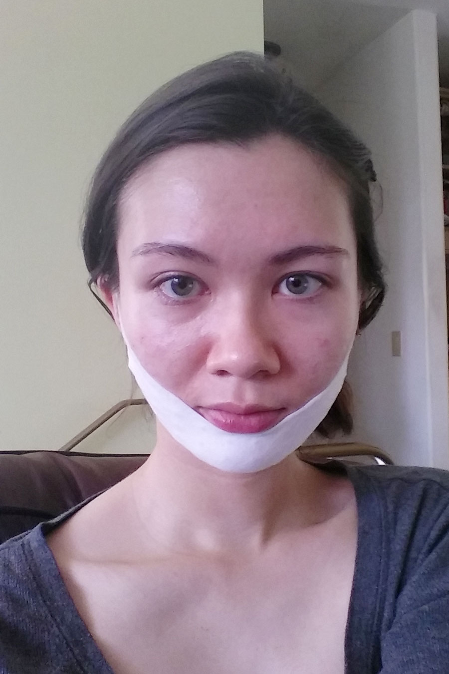 The Face Shop, Sharp Modelling Gel Patch, slimmer face, slimming patch, skincare, korean skincare, beauty