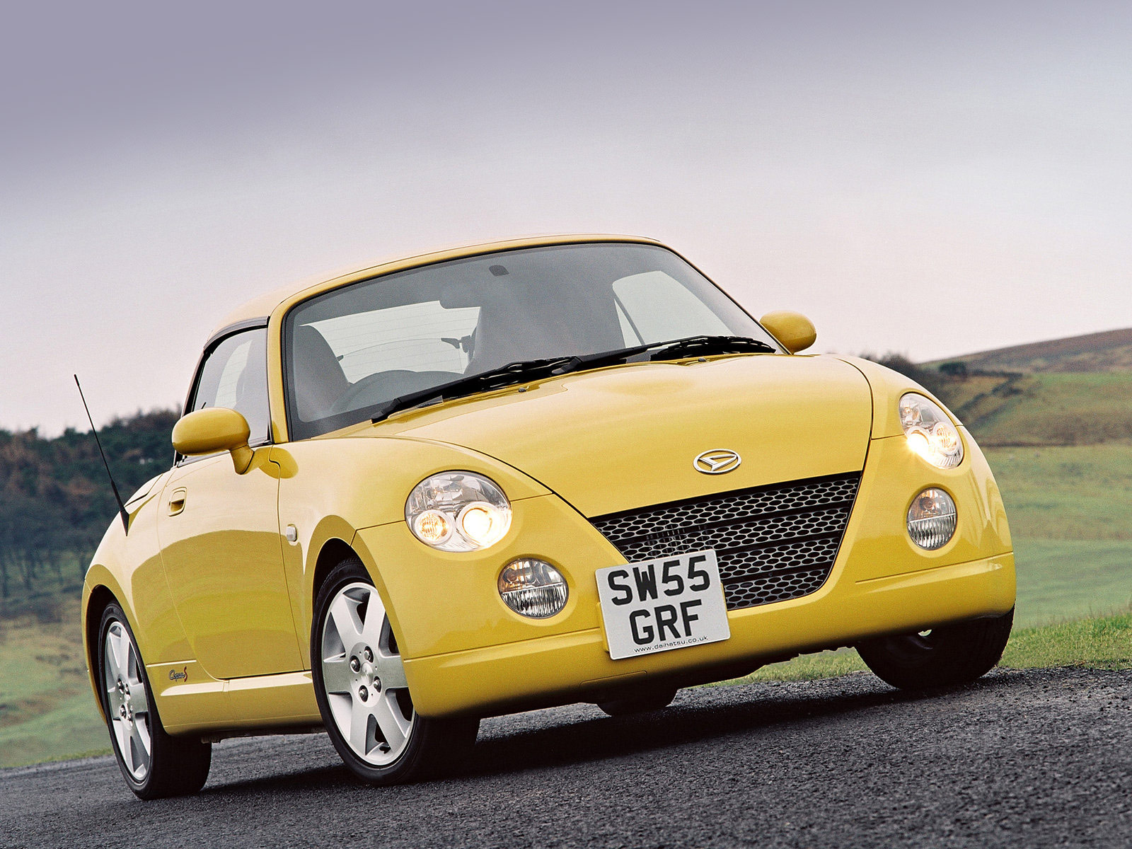 2007 DAIHATSU Copen Car Desktop Wallpapers  Auto Trends Magazine