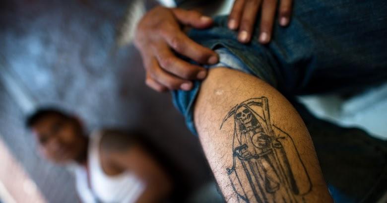 Death tattoos: portrayals of the Santa Muerte | TATTOO DESIGNS