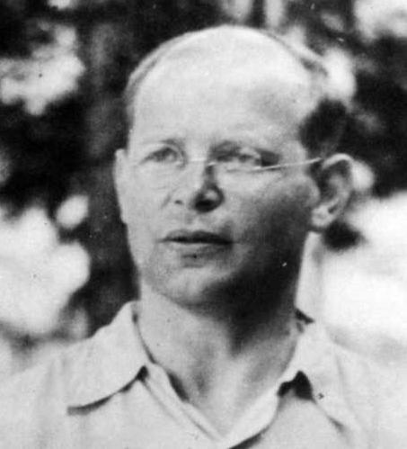 Triablogue: Dietrich Bonhoeffers Last Letter, Christmas 1944