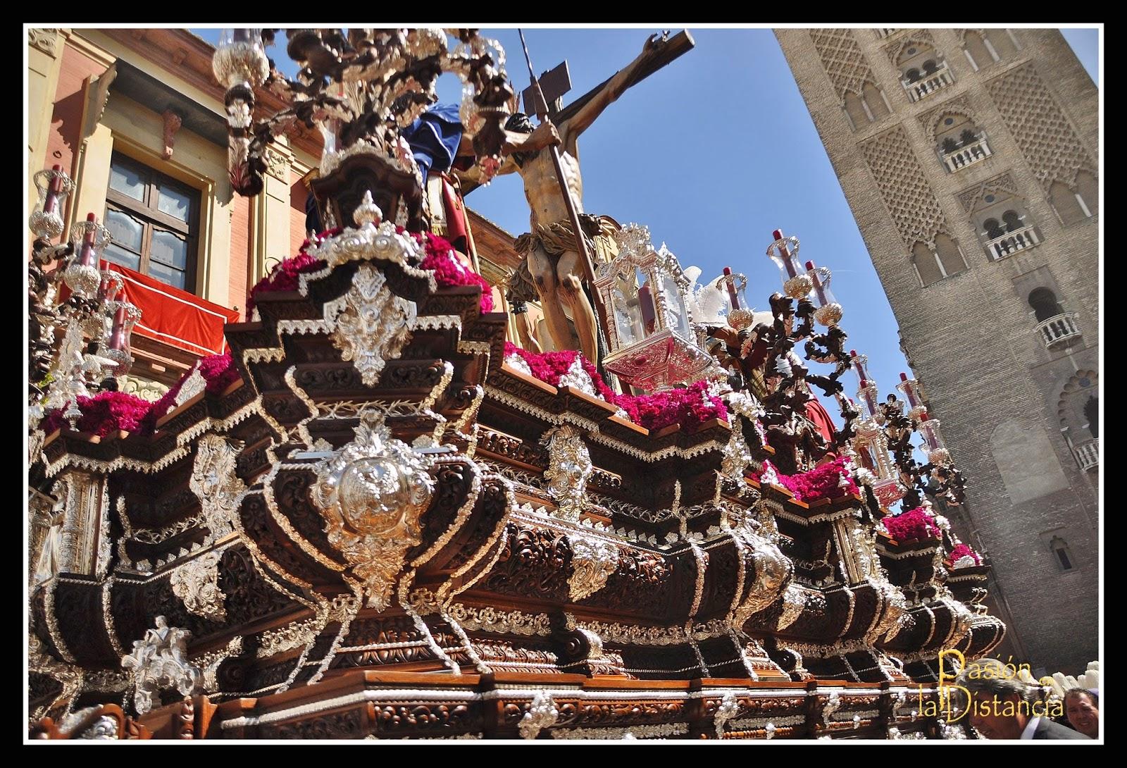 Misterio El Cerro del Águila Sevilla 2015 Semana Santa