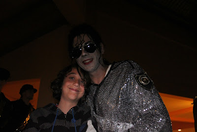 fan rencontre michael jackson