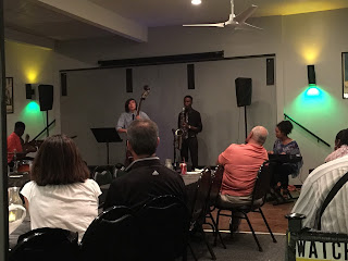Next Generation Jazz Jam Session Isaiah Collier and Alexis Lombre