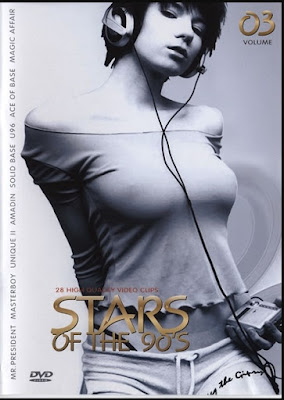 Stars Of The 90'S – Volume 3 2005 DVD R1 NTSC VO