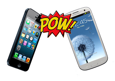 iPhone 5 or Samsung S3: Which is the better one?