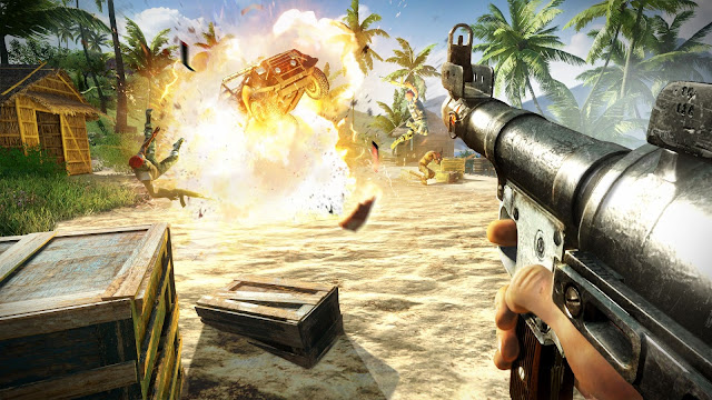 Far Cry 3 action