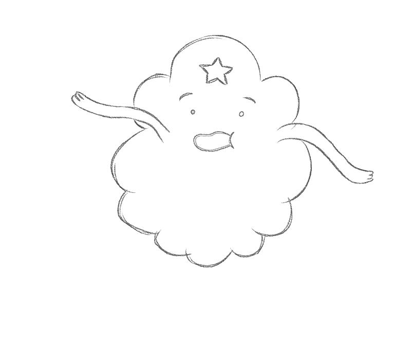 printable-lumpy-space-princess-dance-coloring-pages