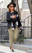 Fotos de Beyoncé, Baby Blue e Mama Tina passeando por Nova Iorque